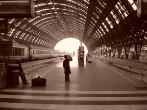 gare de Milan